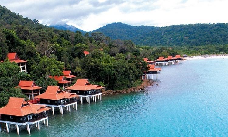 جزيرة لانجكاوى الماليزية .. جمال وهدوء الطبيعة