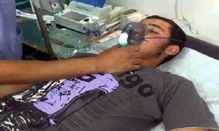 7 حالات اختناق لطلاب فى مدرسة بالإسكندرية بسبب تجربة علمية