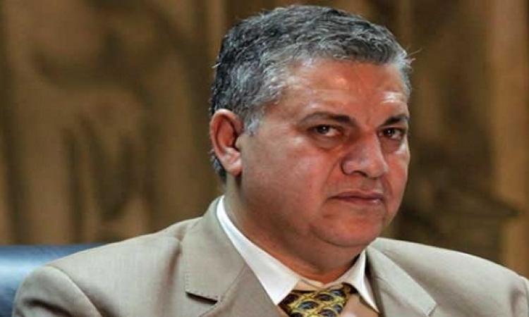 النطق بالحكم اليوم على حمدى الفخرانى بتهمة استغلال النفوذ