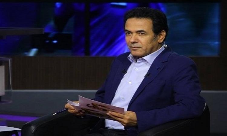 بالفيديو .. خيرى رمضان على الهواء مباشرة : ساعتزل الاعلام قريباَ