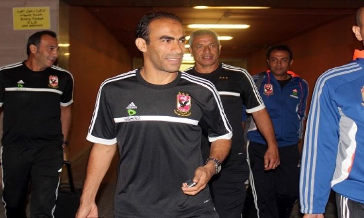 سيد عبد الحفيظ : الأهلى قد لايتعاقد مع لاعبين جدد فى يناير