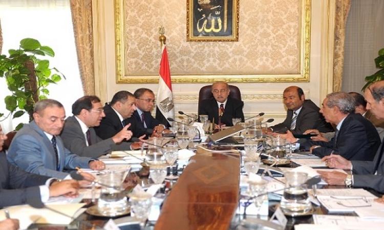 شريف إسماعيل يرأس اجتماع المجموعة الوزارية الاقتصادية