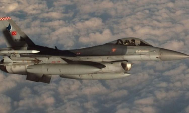 12 طائرة حربية أمريكية وصلت قاعدة إنجيرليك بتركيا