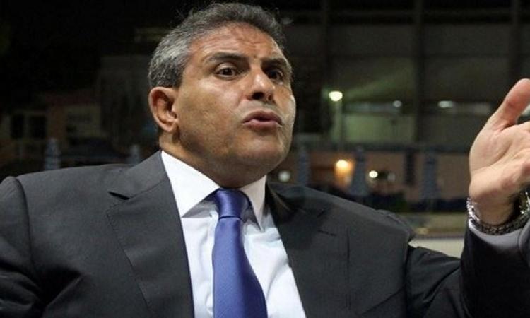 طاهر أبو زيد يعلن خوض انتخابات رئاسة الأهلى القادمة