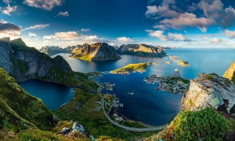 النرويج .. طبيعة خلابة وجمال مبهر