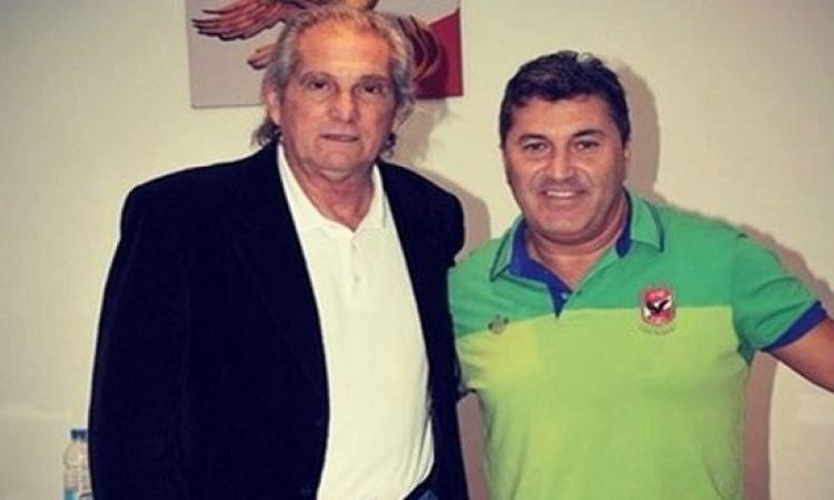 مانويل جوزيه يزور الاهلى ويلتقى بيسيرو ولاعبى الفريق