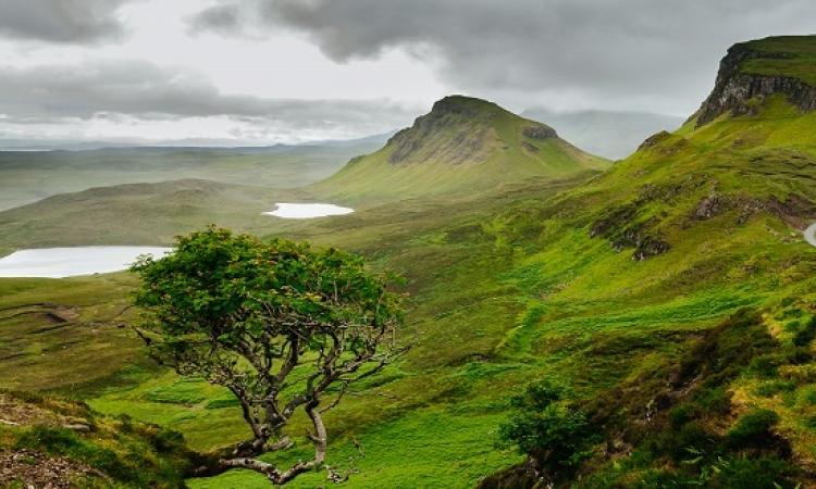 المرتفعات الاسكتلندية .. جمال ساحر لعشاق المغامرة
