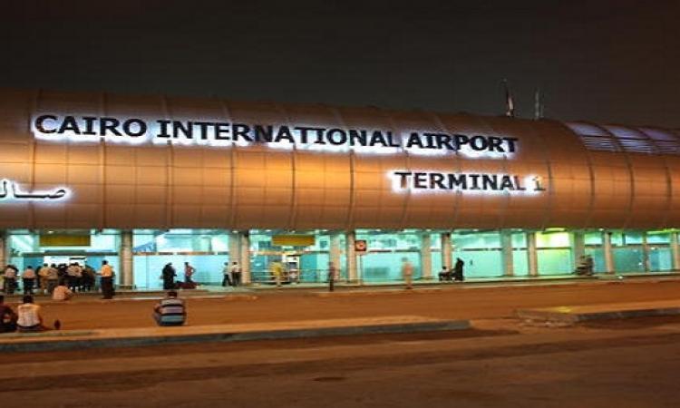 مطار القاهرة يستقبل ٢٩٦ كجم ذهب من منجم السكرى بمرسى علم لشحنها إلى كندا