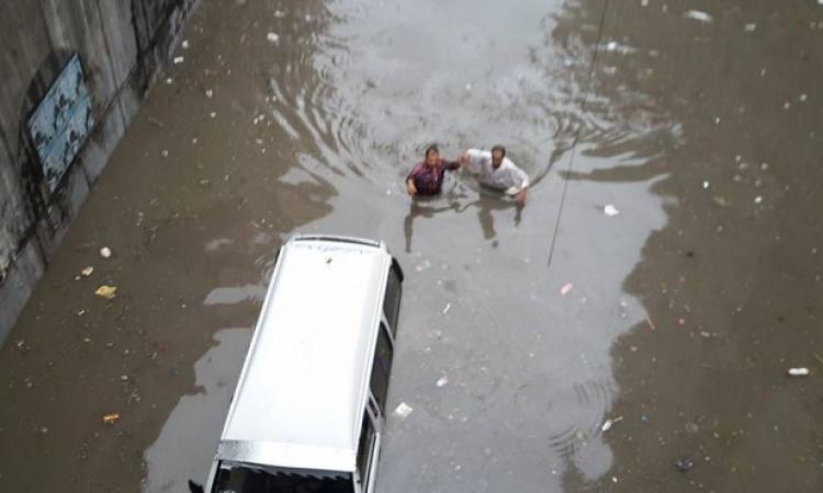 الأرصاد تحذر من سقوط أمطار فى الإسكندرية غدًا.. ربنا يستر