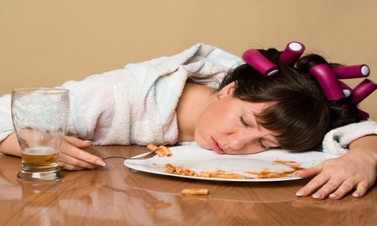 قلّة النوم وعلاقتها بزيادة الوزن