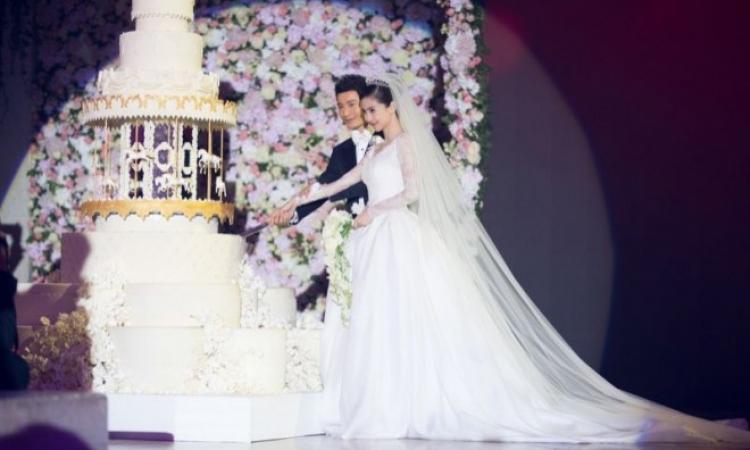 بالصور .. حفل زفاف اسطورى لكيم كاردشيان الصينى .. الاصلى يكسب طبعًا!!