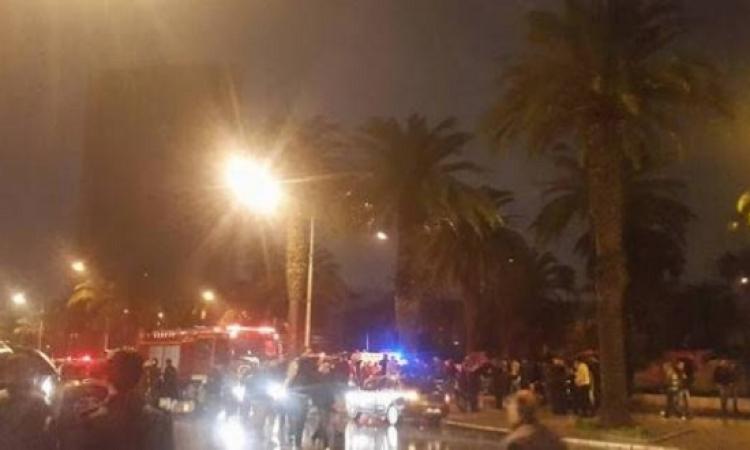 ارتفاع ضحايا تفجيرات حافلة الامن الرئاسى التونسى إلى 14 قتيلا