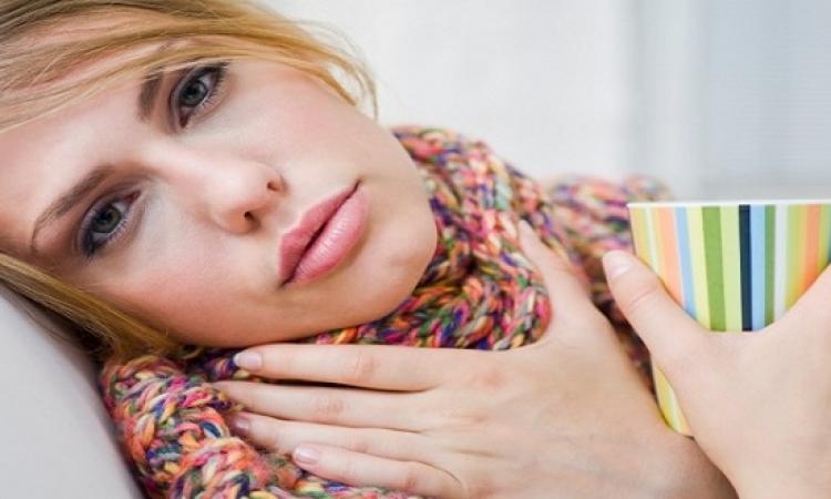 8 طرق طبيعيه لعلاج التهاب الحلق .. جربيها !!