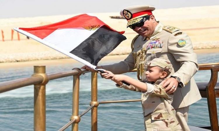 بالفيديو .. طفل السرطان : نزلت الانتخابات علشان بابا السيسى
