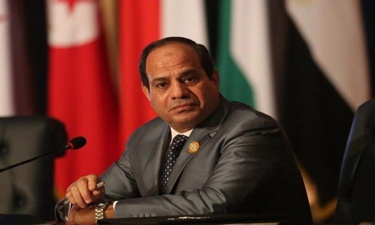 السيسى يتابع أزمة الطائرة المختطفة مع الرئيس القبرصى