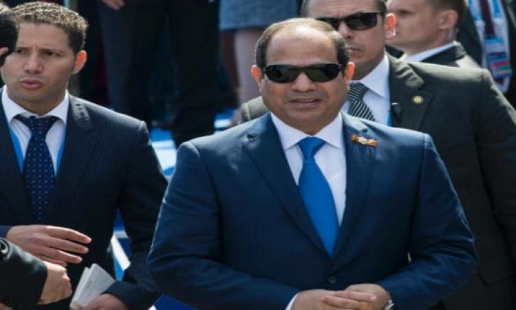 الرئيس السيسى يفتتح اليوم مقر وزارة الداخلية الجديد بالقاهرة الجديدة
