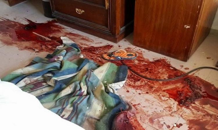 الصور الأولى للهجوم على فندق العريش واغتيال المستشار عمر حماد