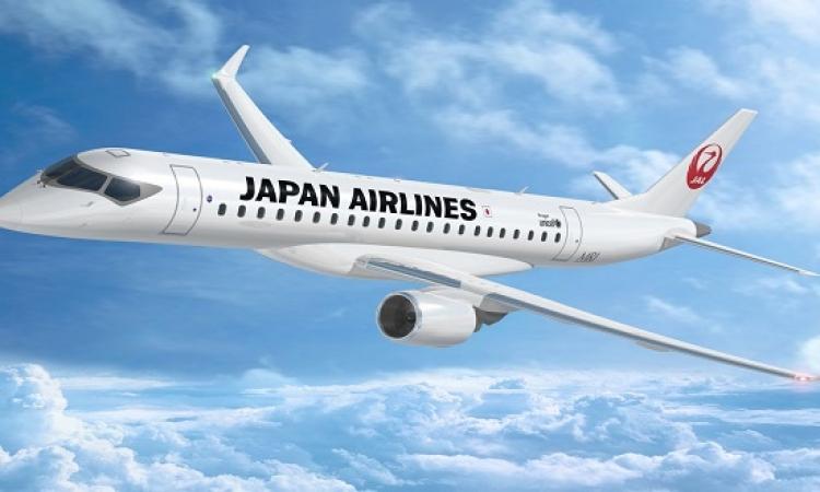 بالفيديو .. اليابان تختبر أول طائرة مدنية تنتجها منذ نصف قرن
