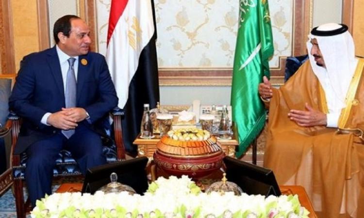 قمة مصرية سعودية بالرياض لتفعيل إعلان القاهرة والتنسيق فى مكافحة الإرهاب