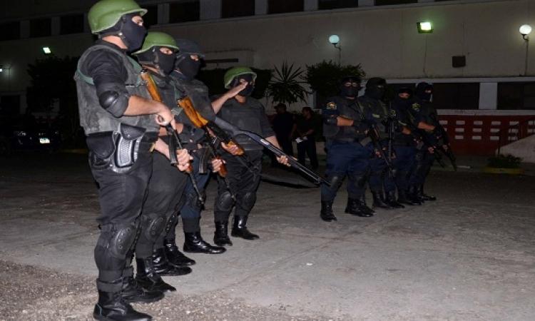 الداخلية تعلن تصفية أخطر العناصر الإرهابية بالمرج بعد مطاردته