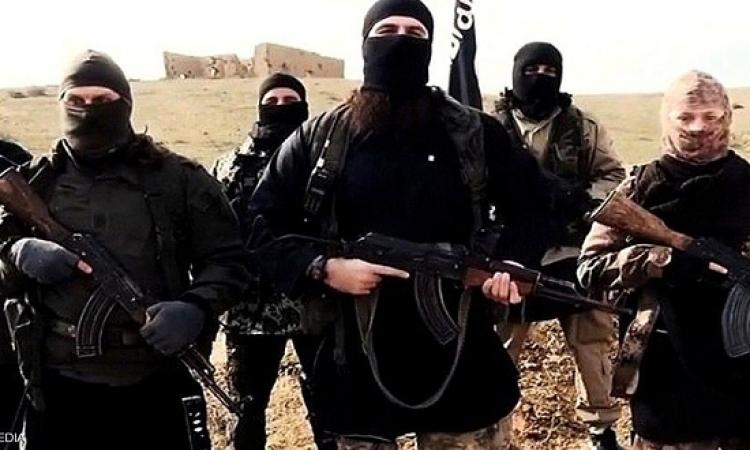 تدمير أنفاق وممرات سرية لداعش بالرمادى
