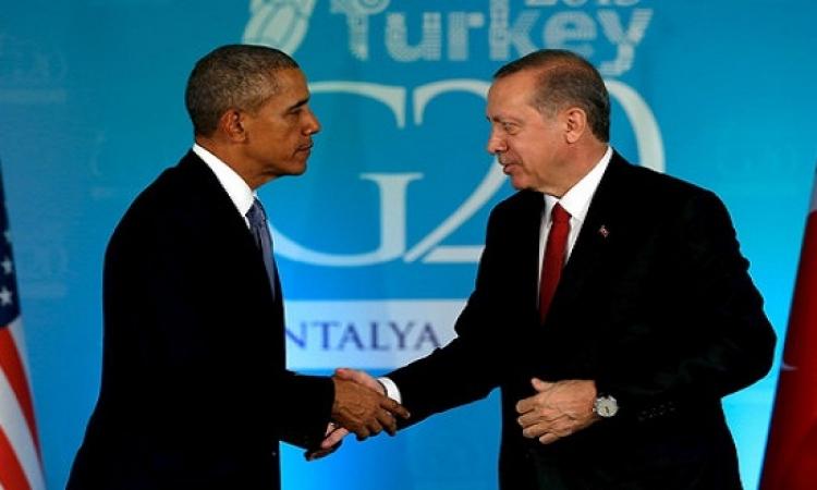 أوباما من تركيا : اعتداءات باريس هجوم على العالم المتحضر