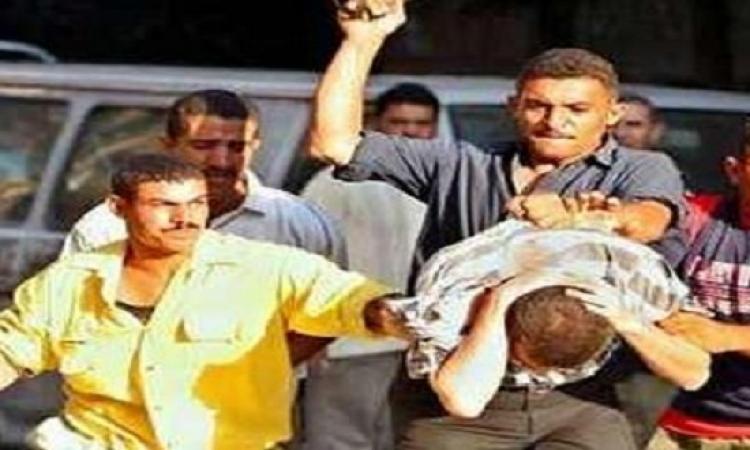 البلطجية يفرضون سيطرتهم على العمرانية والشرطة تنسحب !!