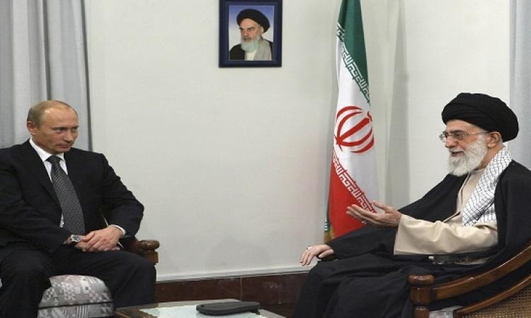 مصدر دبلوماسى : روسيا أتمت نقل اليورانيوم المخصب من إيران