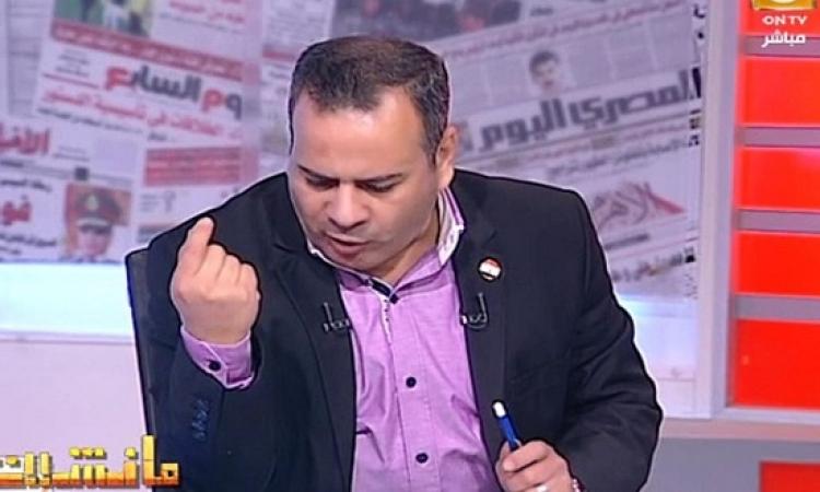 بالفيديو .. حقيقة انقلاب جابر القرموطى على الرئيس السيسى !!