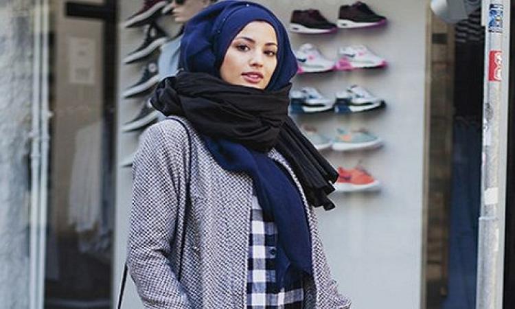 بالصور .. للمحجبات تألقى بموضة شتاء 2016