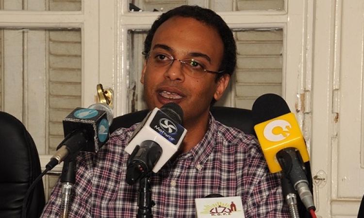راجية عمران : إخلاء سبيل حسام بهجت من النيابة العسكرية