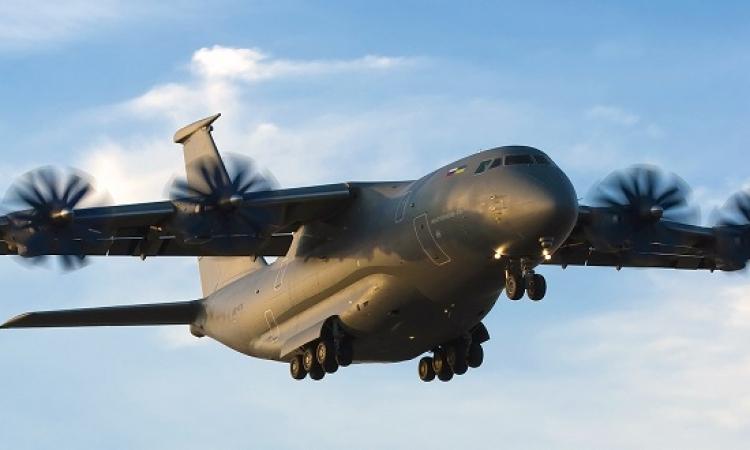 مقتل 40 شخصا فى تحطم طائرة شحن روسية بجنوب السودان