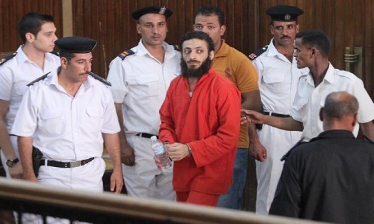 الحكم بالإعدام لعادل حبارة وآخرين فى مذبحة رفح الثانية