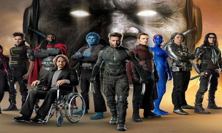 رغم عدم عرض الجزء الاخير بعد .. تصوير جزء جديد من X – Men