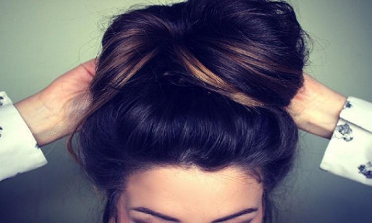 أفضل طريقة لربط شعرك أثناء النوم