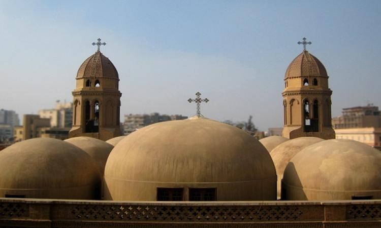 إصابة أمين شرطة فى إطلاق إرهابيين النار على كنيسة بالهرم