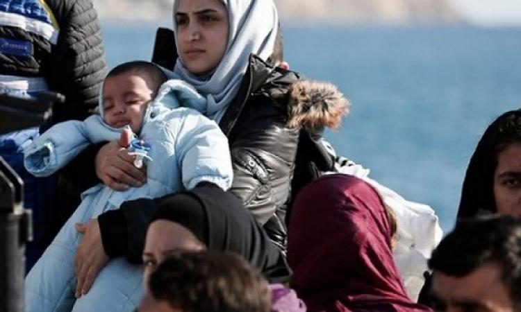 السلطات التركية تعتقل 1300 مهاجر بعد ساعات من اتفاق مع الاتحاد الأوروبى