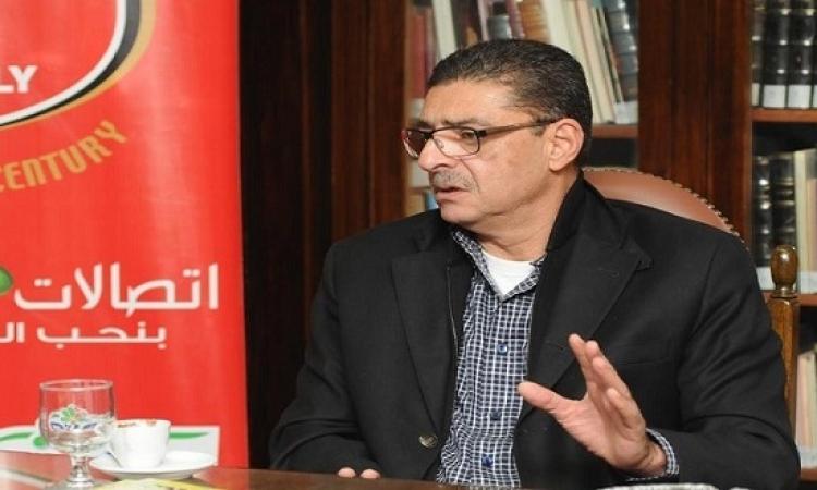 كواليس استقالة محمود طاهر من رئاسة الاهلى