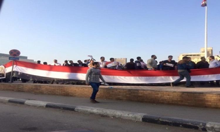 الإفراج عن 31 من المشاركين فى مظاهرة حملة الماجستير بالتحرير