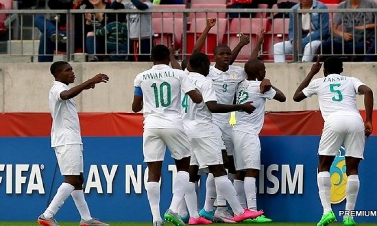 نيجيريا تتأهل لنصف نهائى كأس العالم للناشئين بثلاثية فى البرازيل