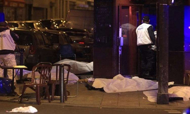 120 قتيلاً فى هجوم دام بباريس وهولاند يعلن حالة الطوارىء