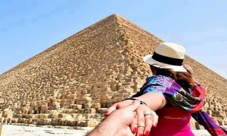 أروع الصور الدعائية لتشجيع السياحة فى مصر