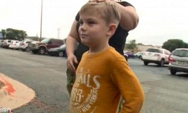 طفل أمريكى يتبرع بـ20 دولارا لبناء مسجد فكانت المفاجأة