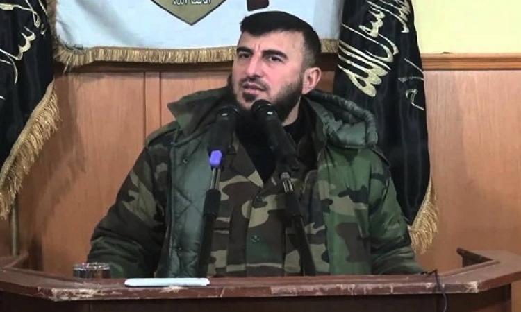 أبو همام البويضانى خلفاً علوش فى قيادة جيش الإسلام