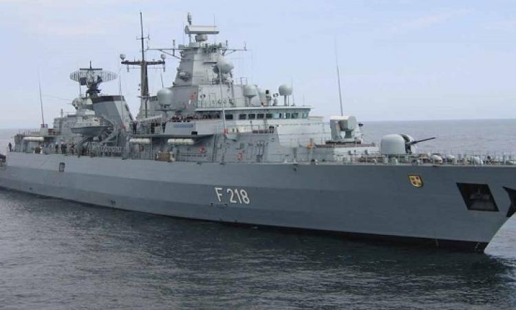 انقاذ البحرية الألمانية لـ 10 آلاف لاجئ على سواحل ليبيا
