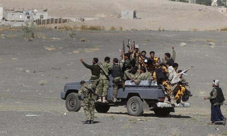 القوات اليمنية تشق طريقها نحو العاصمة صنعاء