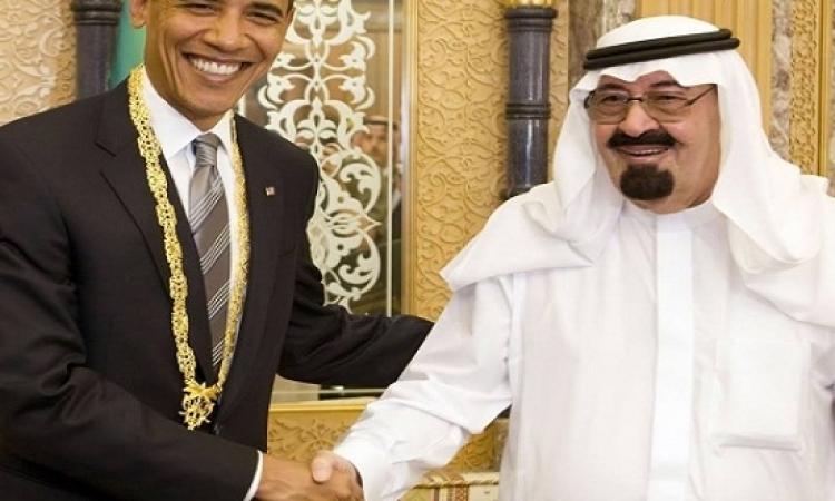 هدايا الملك السعودى الراحل تثير أزمة فى البيت الأبيض