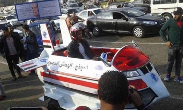 بالفيديو .. قصة سقوط الوحش المصرى فى التحرير