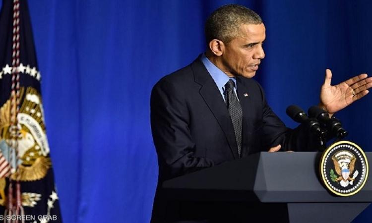 بعد تبنى داعش هجوم كاليفورنيا .. أوباما : لن يرهبنا أحد