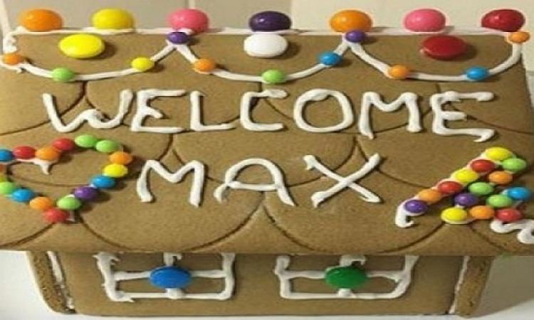 مارك زوكربيرج  يحتفل بالكريسماس بكعكة لطفلته